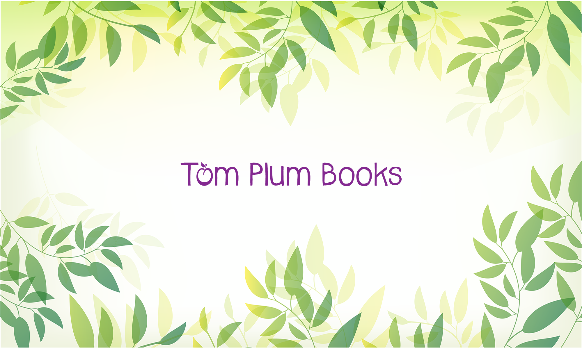 Tom Plum Books